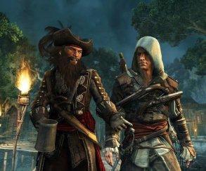 Assassin's Creed 4: Black Flag. Новый стелс трейлер