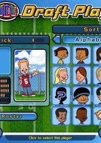 Обложка Backyard Football 2004