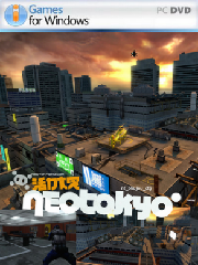 Обложка Neotokyo