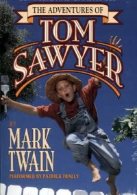 Обложка Adventures of Tom Sawyer