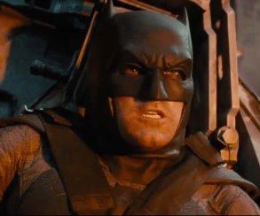 Бен Аффлек начал качаться для роли Бэтмена (вместо того, чтобы уйти)