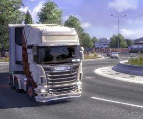 В игре «С грузом по Европе 2» появилась поддержка Oculus Rift
