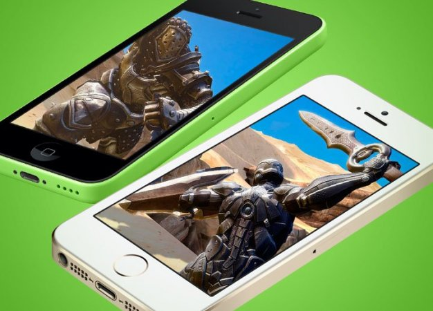 Яблоко раздора: iPhone 5C против iPhone 5S в видеоиграх