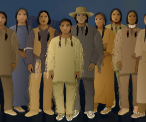 В США разработали образовательную игру об индейцах шайеннах