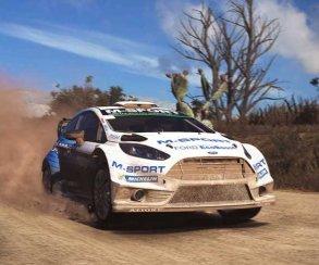 WRC 5 выйдет в октябре