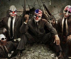 Вышла первая серия веб-сериала по мотивам игры Payday: The Heist