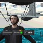Скриншот Flight Sim: Transport Plane 3D – Изображение 1