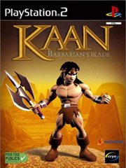 KAAN: Barbarian's Blade – фото обложки игры