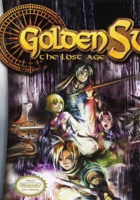 Обложка Golden Sun: The Lost Age