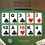 Скриншот Poker Simulator – Изображение 26