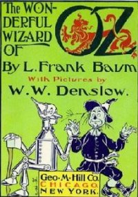 L. Frank Baum's The Wonderful Wizard of Oz – фото обложки игры