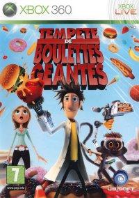 Обложка Tempete de Boulettes Geantes