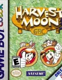 Обложка Harvest Moon 3