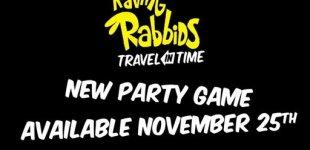 Raving Rabbids: Travel in Time. Видео #4