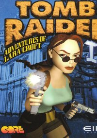 Обложка Tomb Raider 3: Adventures of Lara Croft