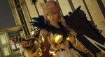 Героиню Final Fantasy 13 нарядили в костюм из муглов . - Изображение 6