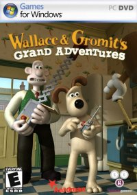 Обложка Wallace and Gromit's Grand Adventures