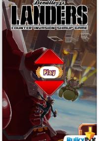 Обложка Landers Invaders