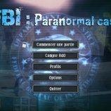 Скриншот FBI: Paranormal Case