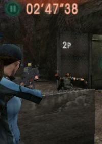 Обложка Resident Evil Mercenaries VS.
