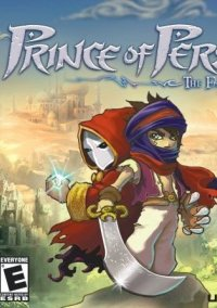 Обложка Prince Of Persia The Fallen King