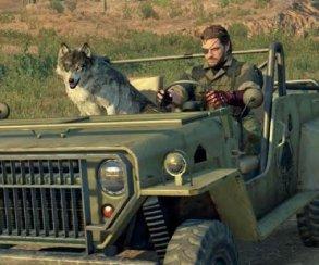 Одноглазый волк для одноглазого героя на новых скринах MGS V