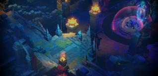 Battle Chasers: Nightwar. Вступительная заставка