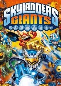 Обложка Skylanders Giants