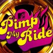 Обложка Pimp My Ride