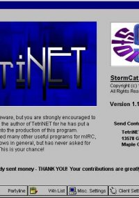 Обложка TetriNET