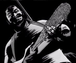 Предыстория Негана из «Ходячих мертвецов» попадет в юбилейное издание