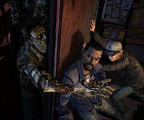 Третий персонаж The Walking Dead Season 2