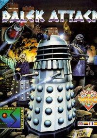 Обложка Dalek Attack