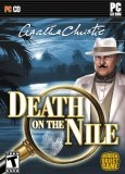 Обложка Agatha Christie: Death on the Nile