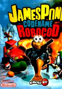 Обложка James Pond: Codename Robocod
