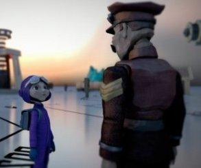 Пролетарий сражается с извергом в трейлере The Tomorrow Children