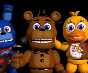 Коутон убрал Five Nights at Freddy's World из Steam, вернет деньги