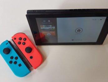 Первые распаковки, превью и отзывы о Nintendo Switch
