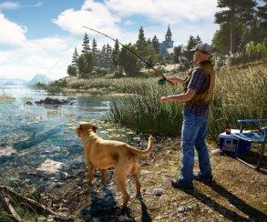 Новый геймплей Far Cry5. Она запомнится нетолько перестрелками
