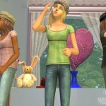 Скриншот The Sims 2: Teen Style Stuff – Изображение 10