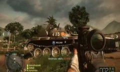 Battlefield: Bad Company 2 Vietnam. Геймплей