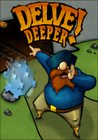 Обложка Delve Deeper