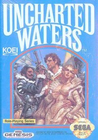 Обложка Uncharted Waters
