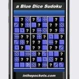 Скриншот a Blue Dice Sudoku