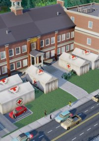 Обложка SimCity: Red Cross Disaster Relief
