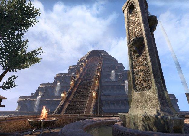 Слайдер: сравниваем The Elder Scrolls Online соригинальной Morrowind