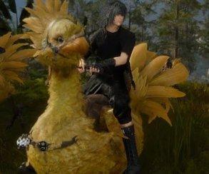 Square Enix показала книги с концепт-артами Final Fantasy XV