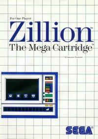 Обложка Zillion