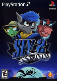 Обложка Sly 2: Band of Thieves