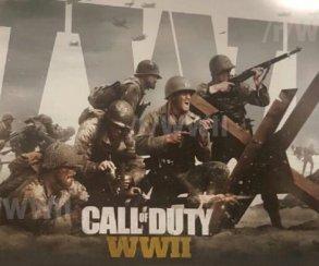 Слух: следующая часть Call of Duty получит подзаголовок WWII